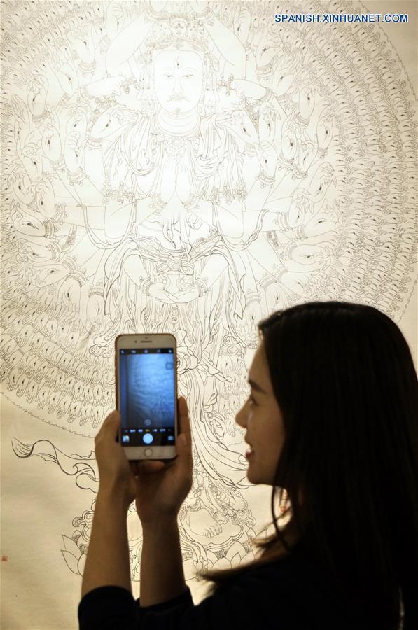 Exposición 'La Ruta de la Seda: Reflexión del Aprendizaje Mutuo', en Beijing