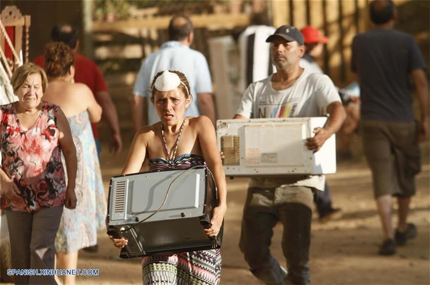 17 imágenes de la semana de América Latina 20170314