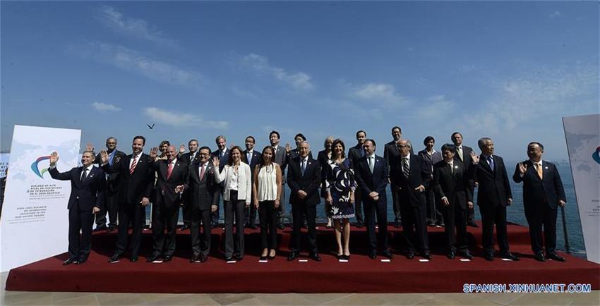 Se celebra en Chile Diálogo de Alto Nivel en Iniciativas de Integración en el Asia-Pacífico