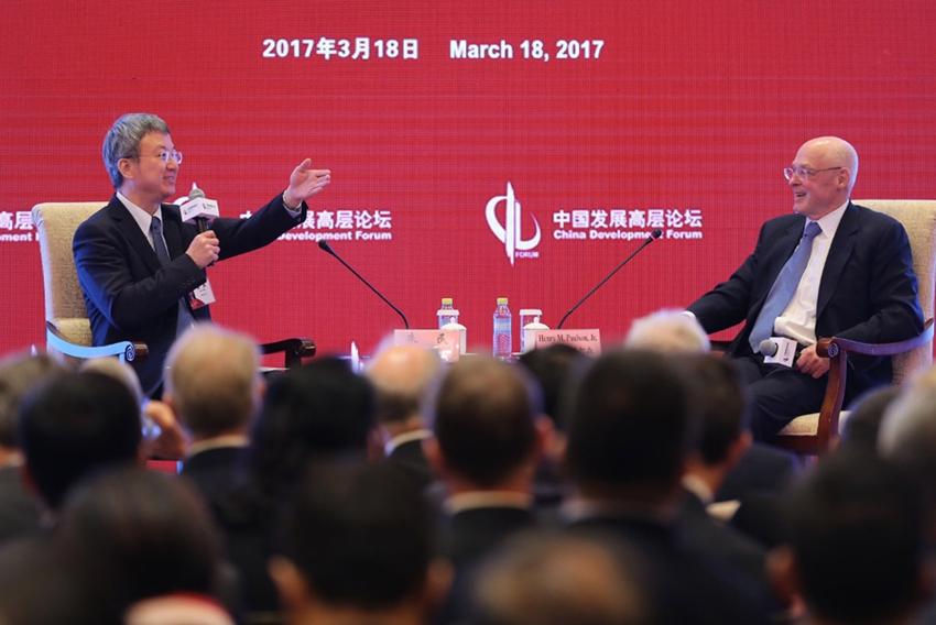 Expertos del mundo comparten sus ideas sobre la transformación económica de China6