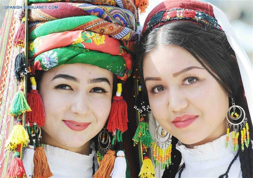 Festival Nowruz en Taskent, Uzbekistán