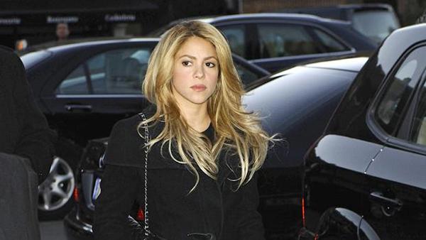 Shakira rechaza asistir a la boda de Messi y Antonella