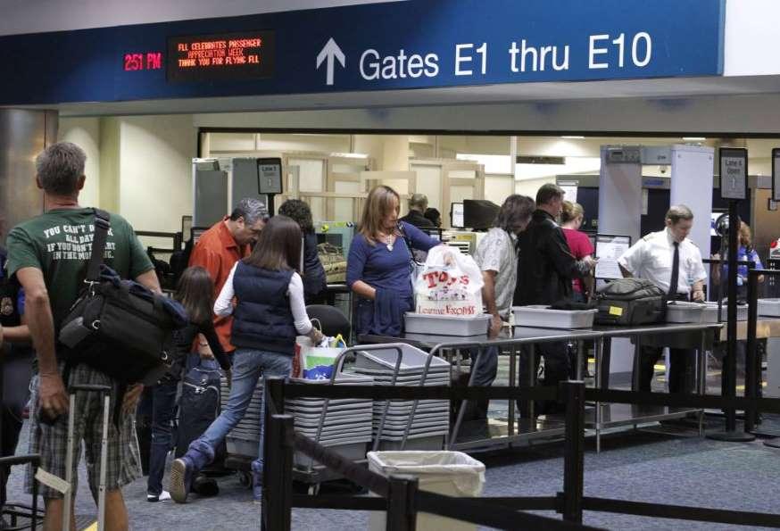 Ordenadores y tabletas fuera de las cabinas para vuelos a EE.UU.