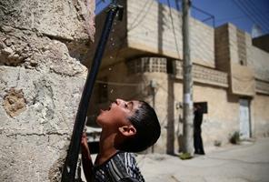 Personas que luchan contra la escasez del agua en todo el mundo