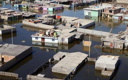 A 79 se incrementa número de muertos por El Niño costero en Perú