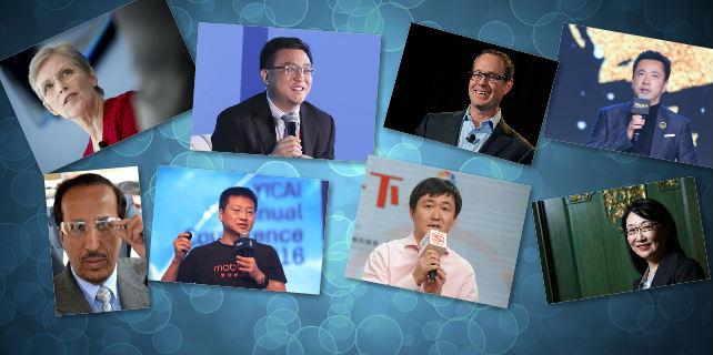 Quién es quién de los líderes que asistirán al Foro de Boao para Asia1