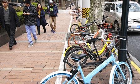 China publica proyecto de reglamento sobre servicio de renta de bicicletas