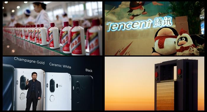 La 10 marcas más valiosas de China