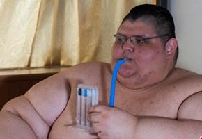 Chico mexicano logra perder 170 kilos en cuatro meses