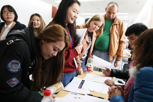 China facilita la obtención de trabajo para graduados extranjeros