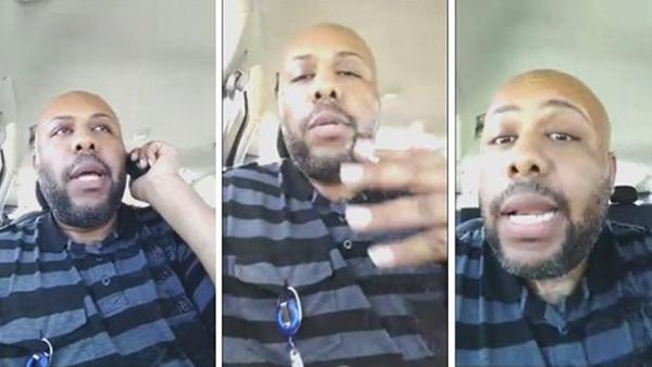 Sospechoso de asesinato en EEUU transmitido por Facebook se suicida