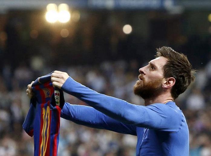 Barcelona vence 3-2 al Real Madrid en clásico español