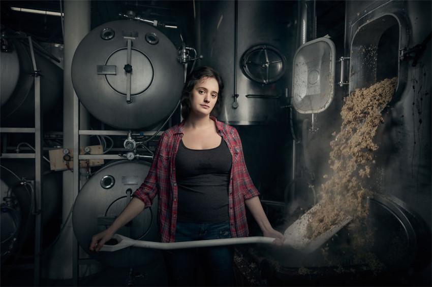 Poderosas fotos de mujeres haciendo el 'Trabajo de los hombres' que demuestran que no hay cosas como el 'Trabajo de los hombres'