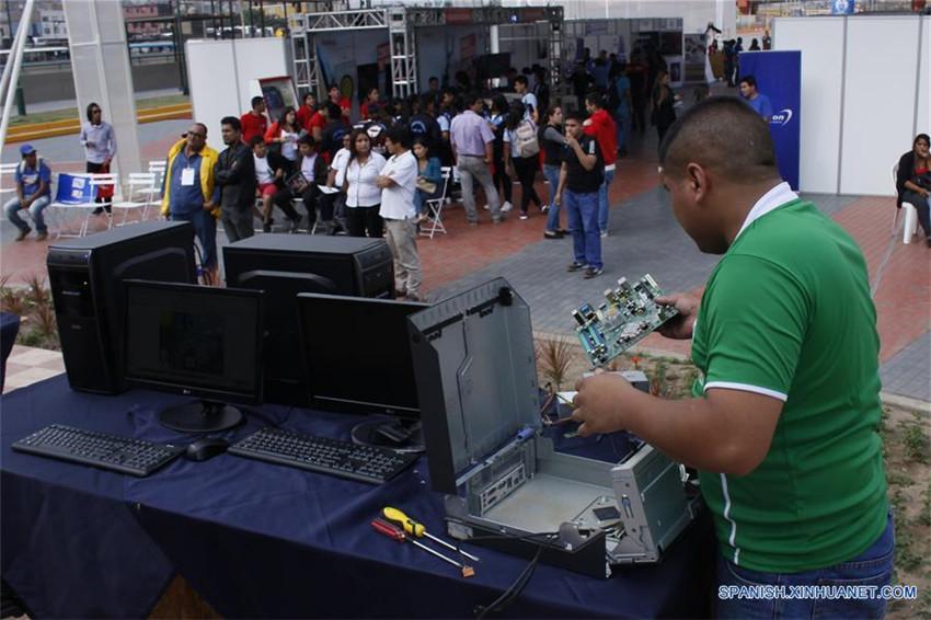 Festival Tecnológico FestiTEC 2017 en Lima, Perú