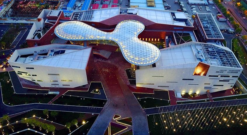 Los 10 museos más sorprendentes de China