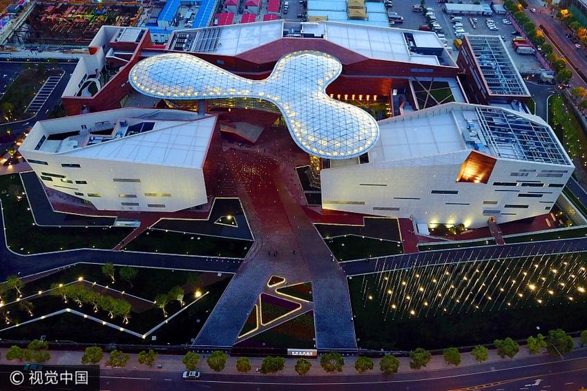 Los 10 museos más sorprendentes de China2