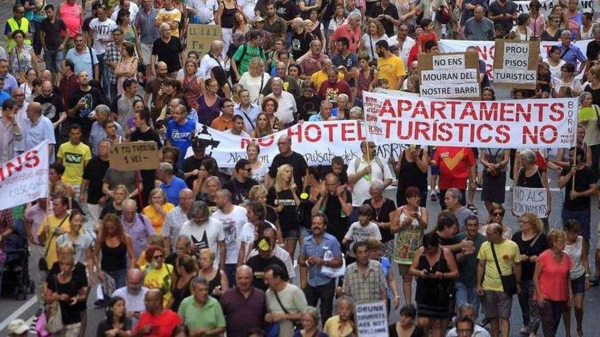 Ciudades que han declarado la guerra al turismo9