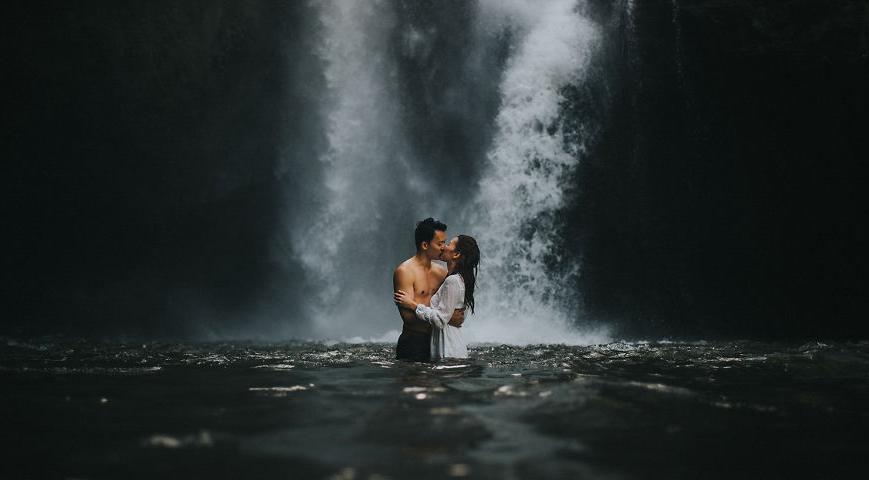 Top 10 fotos de compromiso romántico de 2017