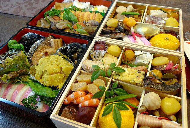 Gastronomía más emblemática: Cocina Imperial japonés