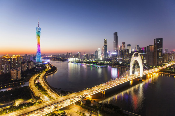 La 10 ciudades con el mejor desarrollo sustentable de China6