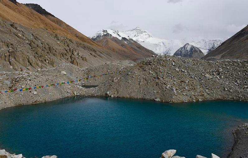 Monte Qomolangma, el pico más alto del mundo