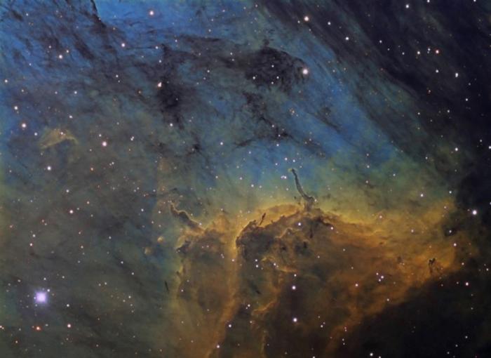 La belleza del cielo de noche 6