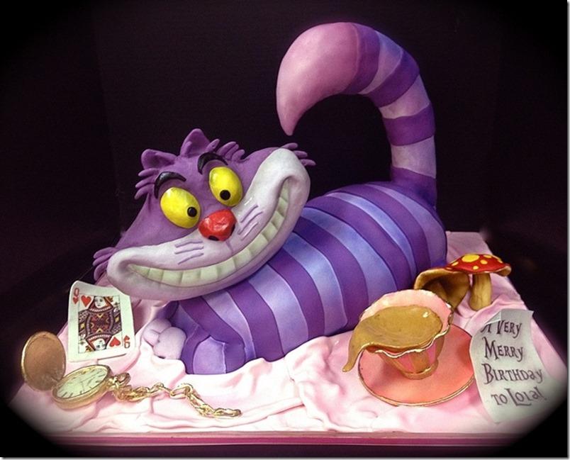 !Son tartas! - obras fantásticas de Debbie Goard