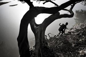 África a través de la lente de un fotógrafo ruso