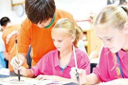 Estudio revela que niños extranjeros en China continental rinden mejor en varios aspectos