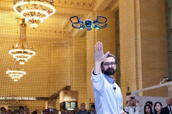 DJI presenta su nuevo dron Spark