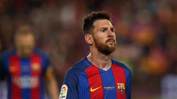 El Tribunal Supremo de España ratifica la condena a Messi
