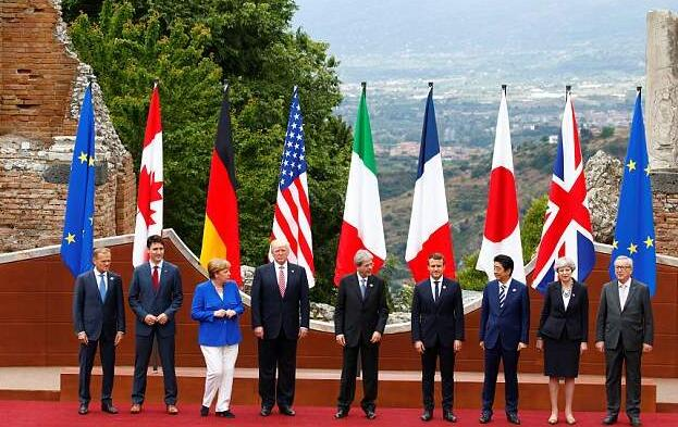 Líderes de G7 firman declaración conjunta sobre combate a terrorismo