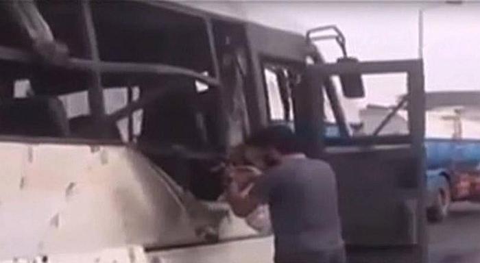 Suman 26 muertos por ataque a cristianos en sur de Egipto