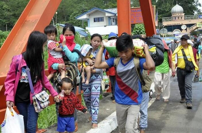 Conflicto en Filipinas toma tintes internacionales