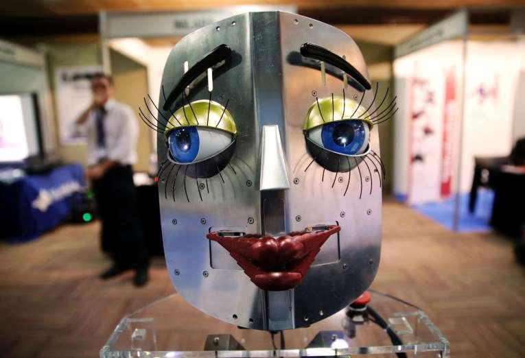Cara a cara con robots humanóides