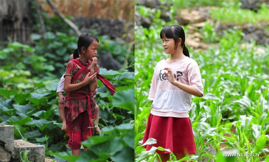 Los resultados de la lucha contra la pobreza en la región china de Guangxi 1