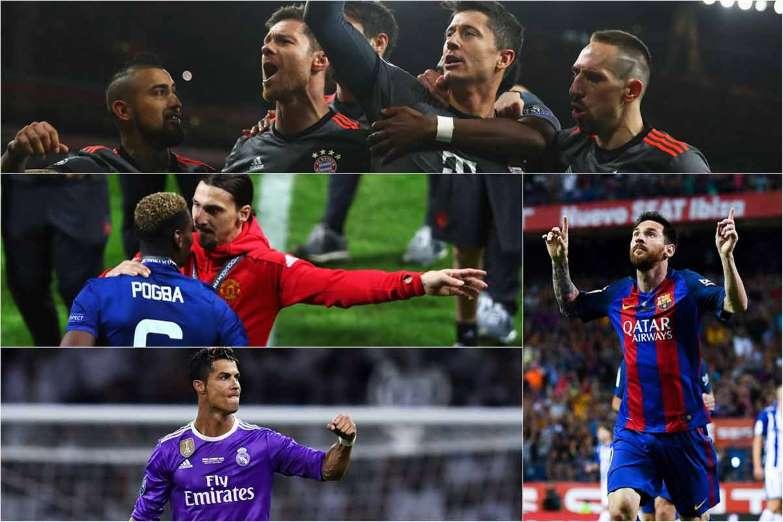 Sorpresas en la lista de clubes de fútbol más valiosos del mundo1