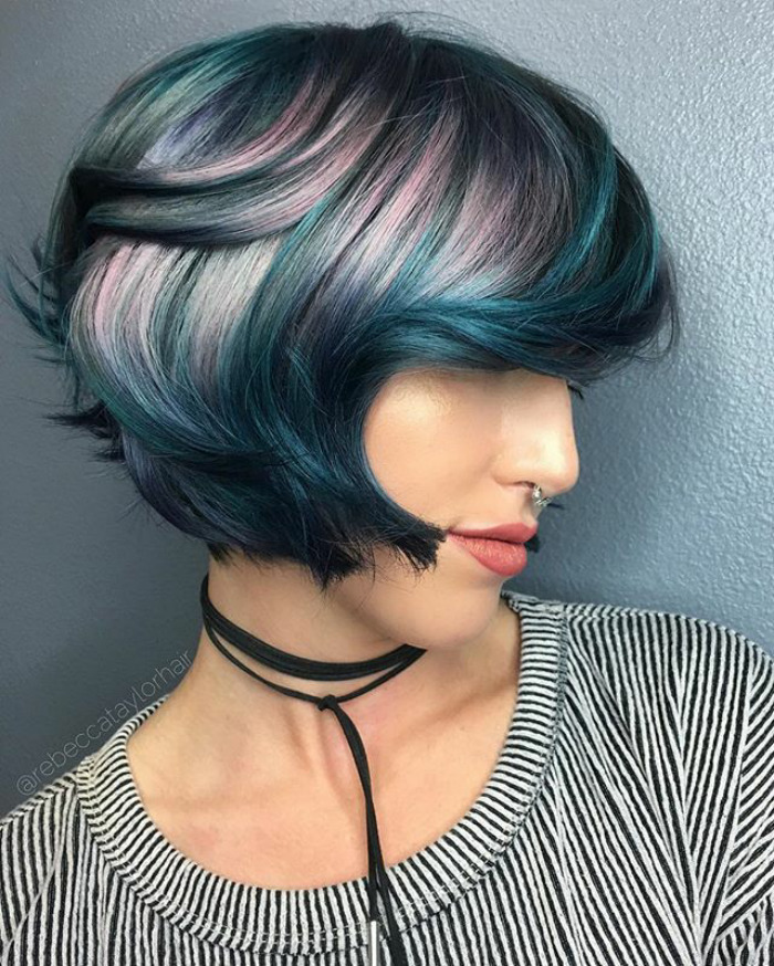 El cabello Shine Line, la nueva tendencia viral en Instagram
