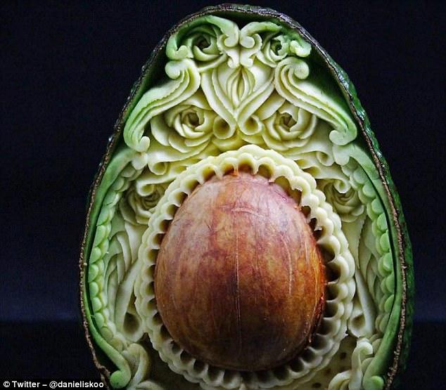 Fscinantes esculturas vegetales 5