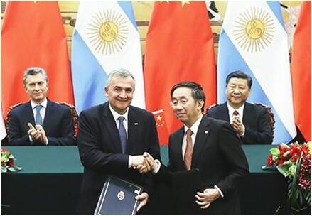 La construcción china en el sector energético avanza en el mercado latinoamericano