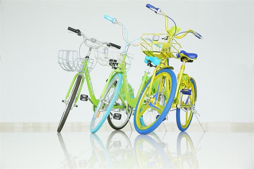 """Coolqi Bike se posiciona en el acelerado tren de la economía compartida con""""tecnología negra"""""""