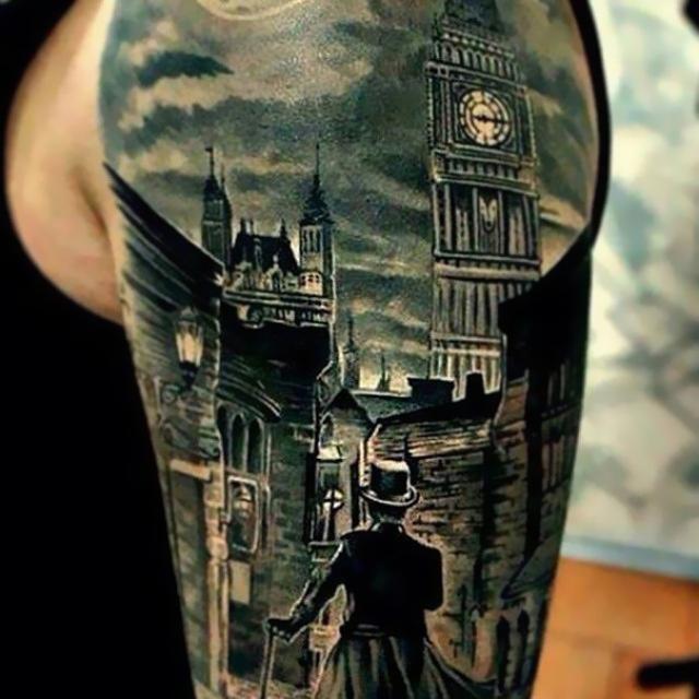 Los mejores tatuajes inspirados por la literatura