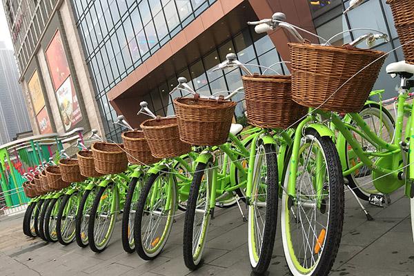 Las 10 ciudades con el mayor número de bicicletas compartidas