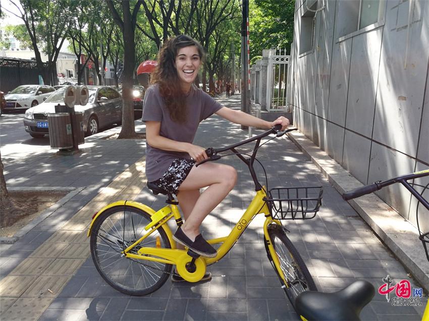 Bicicletas compartidas: la nueva experiencia de transporte de una alumna italiana