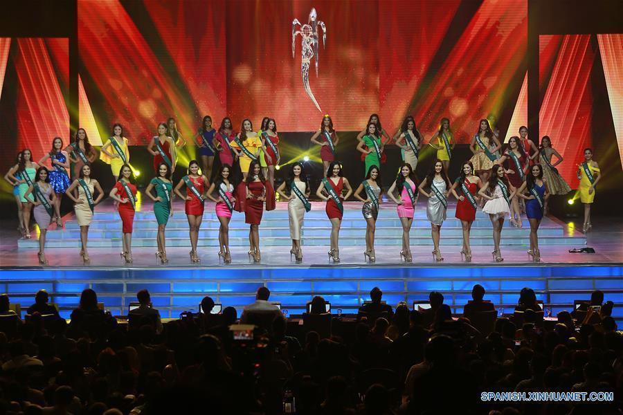 Concurso Miss Filipinas-Tierra 2017