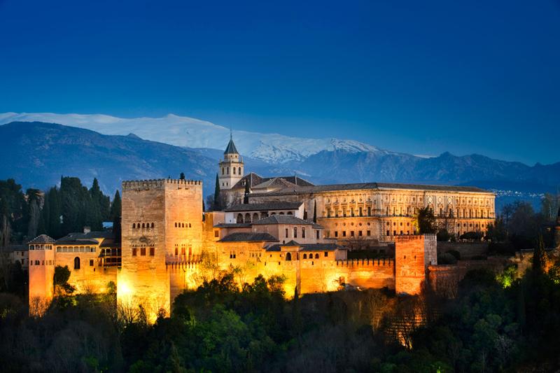 TOP 10 monumentos históricos de España