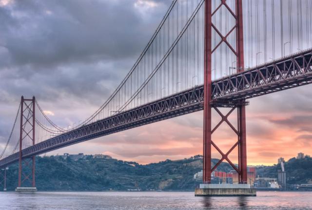Fotos de los puentes interminables