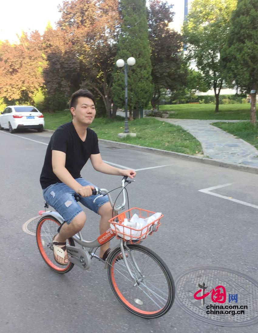 Estudiante japonés en China: Es sorprendente la velocidad con la que se popularizan las cosas nuevas en China