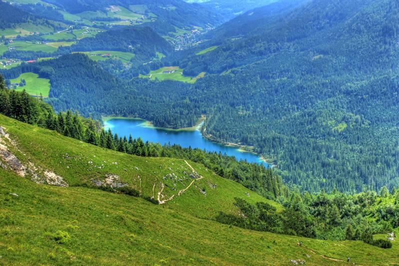Fotos hermosos del paisaje de Ramsau bei Berchtesgaden