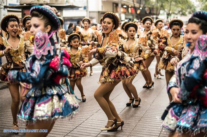Chile: Se celebra Virgen de Copacabana